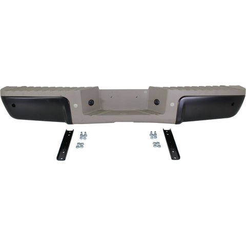 OEM Replacement Rear Bumper for Ford Super Duty 2008-2016