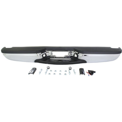 OEM Replacement Rear Bumper for Ford Excursion 2000-2005