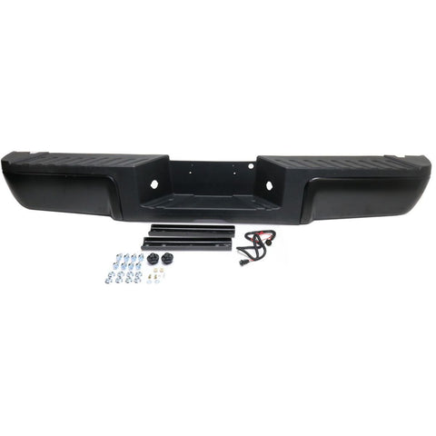 OEM Replacement Rear Bumper for Ford F-250, F-350, F-450, F-550 Super Duty