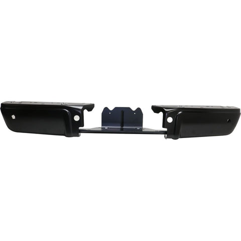 OEM Replacement Rear Bumper (With Accessories) for Ford Super Duty