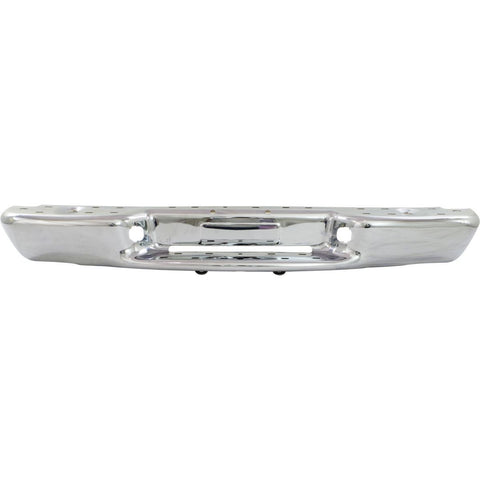 OEM Replacement Rear Bumper for Chevrolet S10, GMC Sonoma