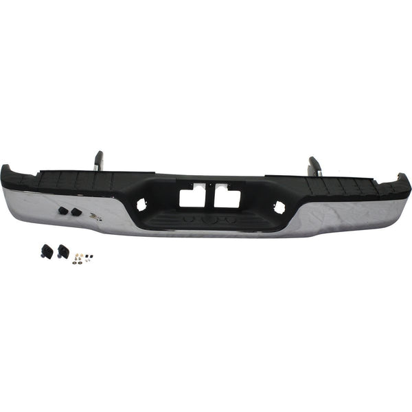 OEM Replacement Rear Bumper for Toyota Tundra