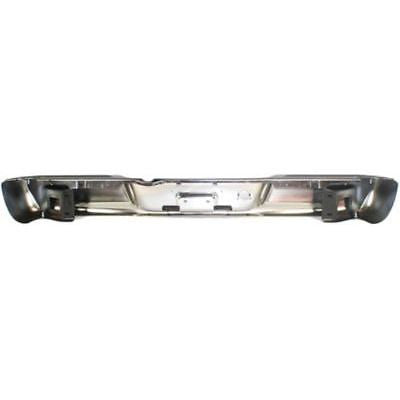 OEM Replacement Rear Bumper (With Accessories) for Dodge Ram