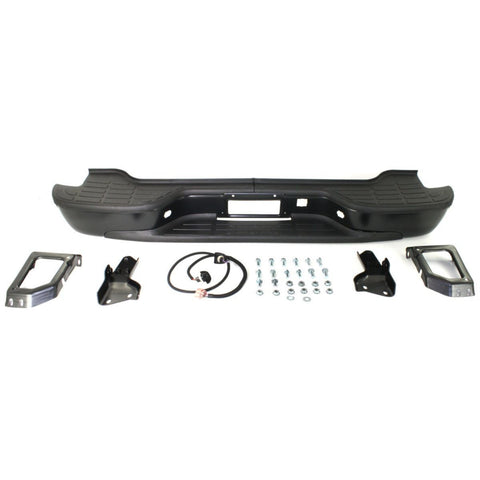 OEM Replacement Rear Bumper for  Chevrolet/GMC