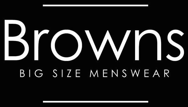 Browns Big Size Menswear