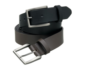 BUCKLE | Buckle Halston 35mm Leather Belt 5089 | Browns Big Size Menswear Adelaide