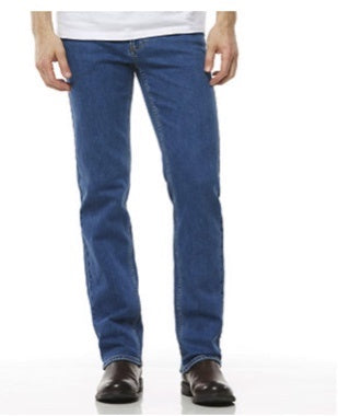 RIDERS BY LEE STRAIGHT LEG STRETCH  JEANS