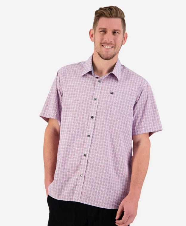 Swanndri Men's Cathedral Cove Shirt