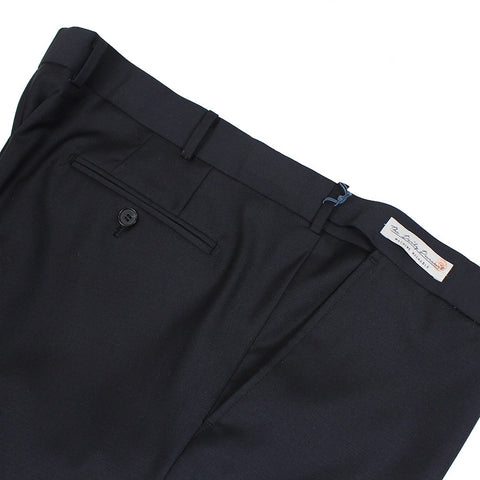 CAMBRIDGE SHAW EZI WAIST WOOL/POLY TROUSER