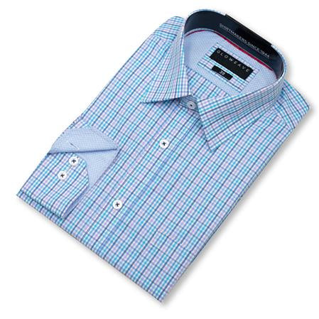 Gloweave Combo Check 2027L LONG S LEEVE SHIRT