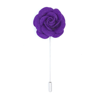 Purple Lapel Pin