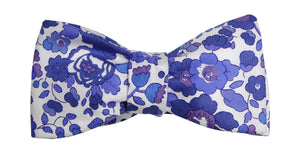 Ultra Violet Bow Tie
