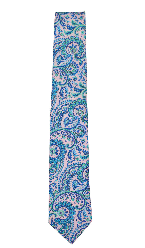 Paisley Perfection Tie