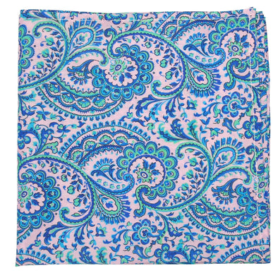 Paisley Perfection Pocket Square