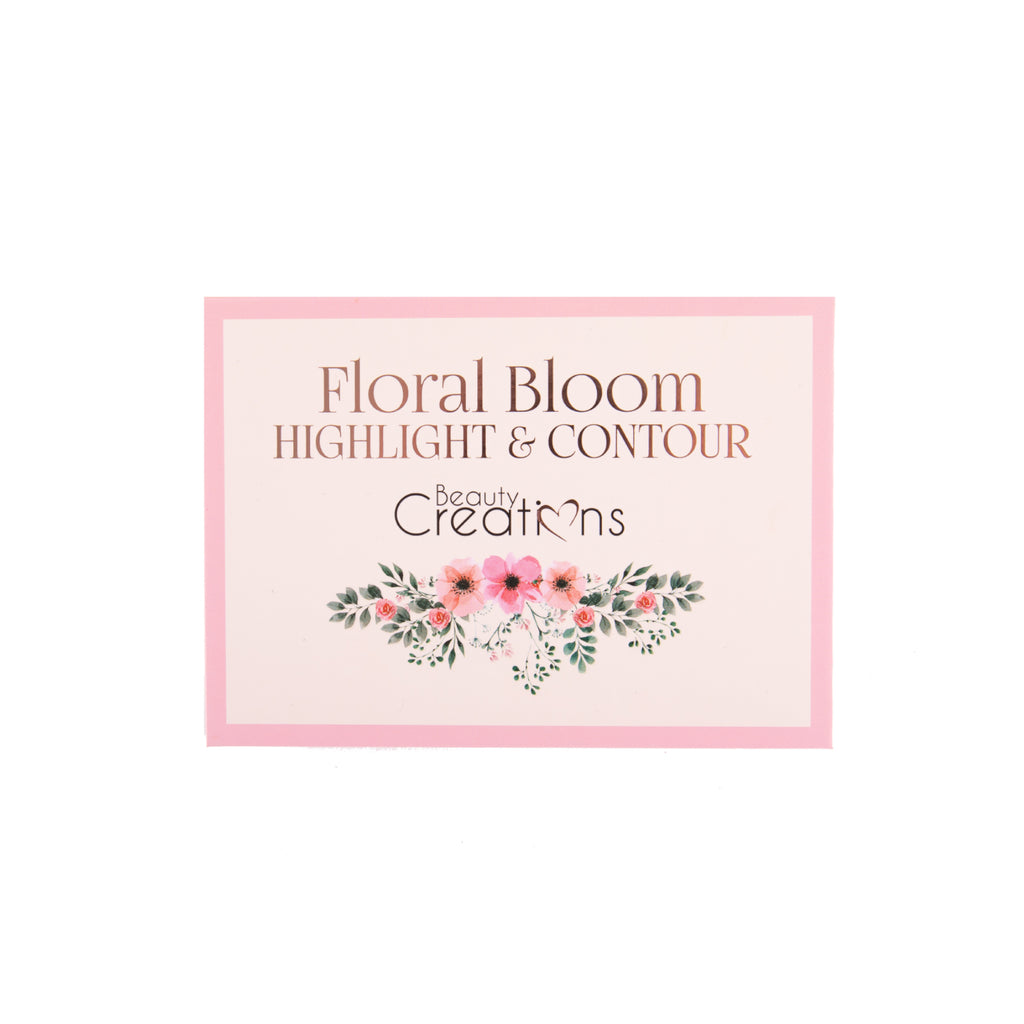 Floral Bloom Highlight & Contour Kit