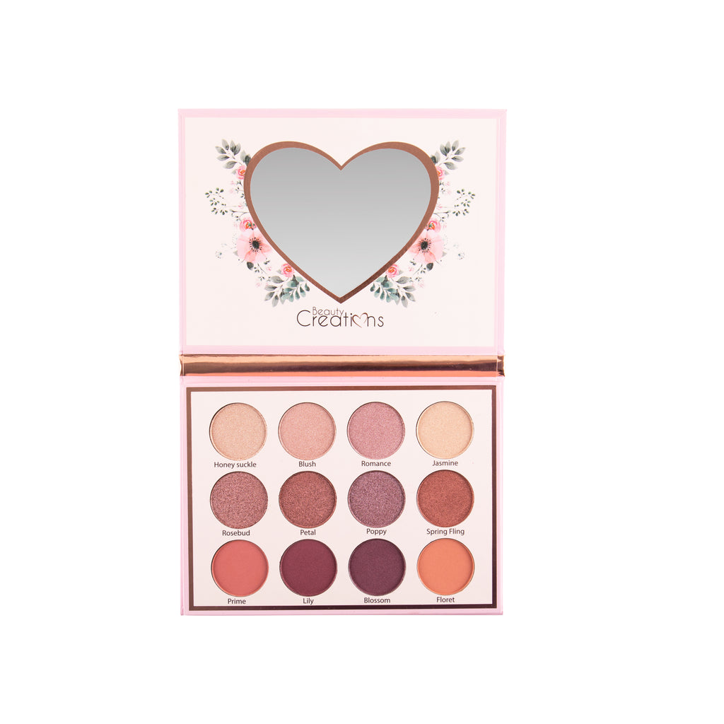 "Floral Bloom ""Eye Bloom"" Palette"