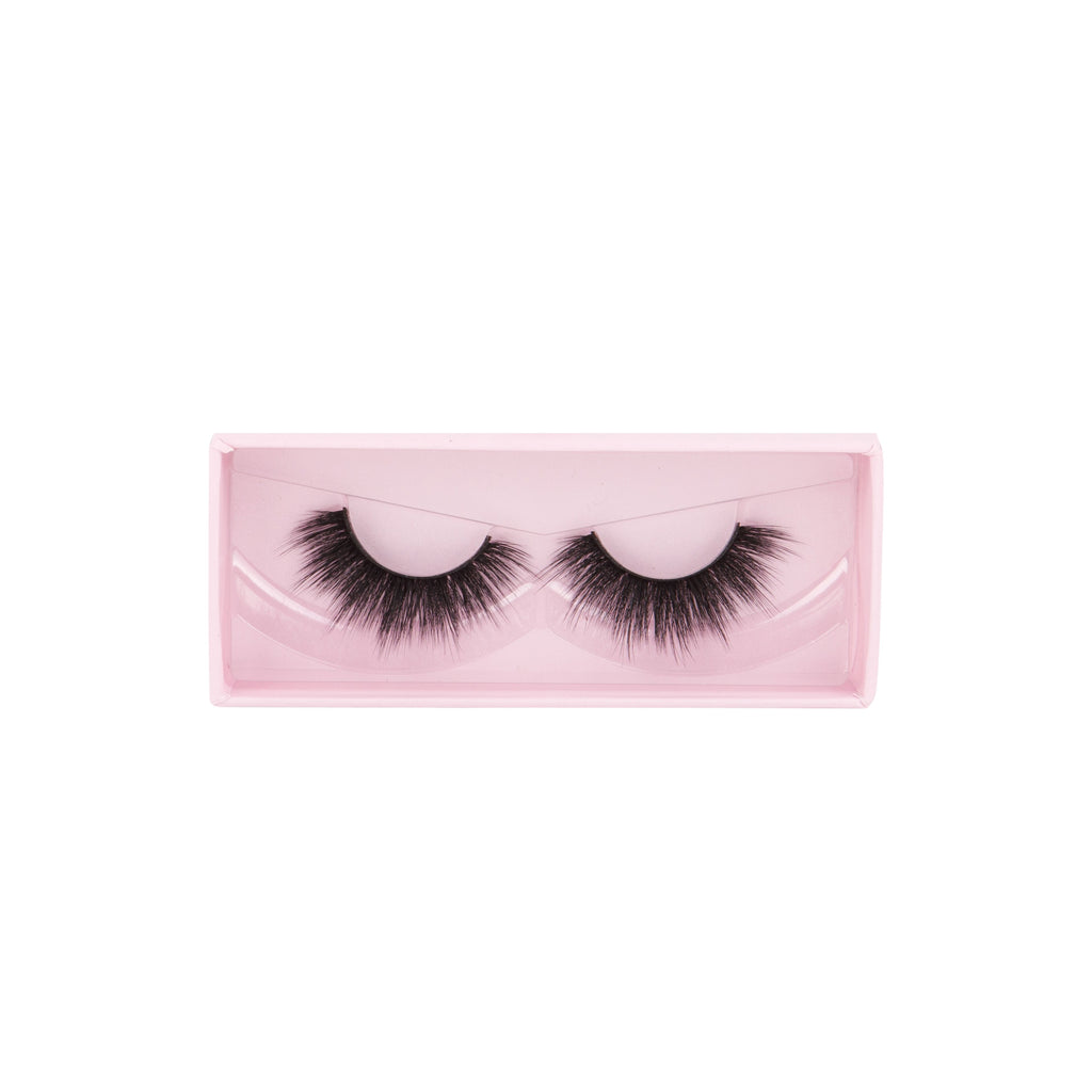 """OVER COMMITTED"" 3D SILK LASHES"