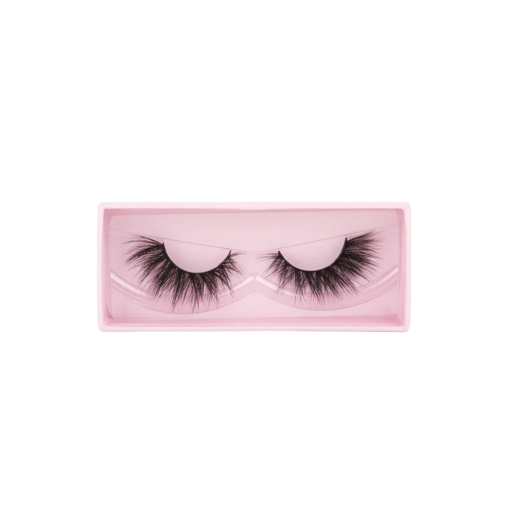 """SPOILED"" 3D SILK LASHES"