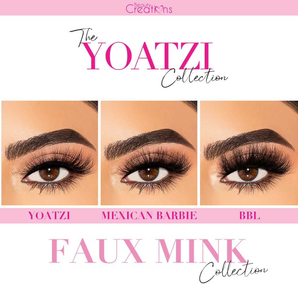 The Yoatzi Faux Mink Collection