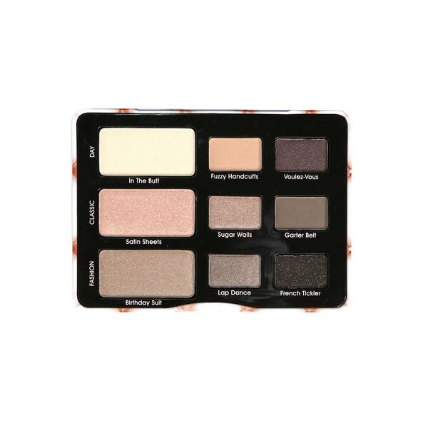 BARE NAKED AND TOTALLY NUDE EYESHADOW PALETTE DUO (2 PALETTES)