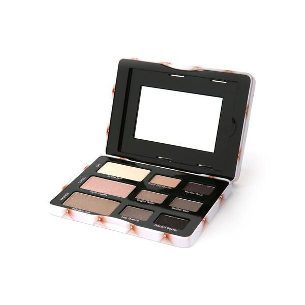 BARE NAKED AND TOTALLY NUDE EYESHADOW PALETTE DUAL (2 PALETTES)
