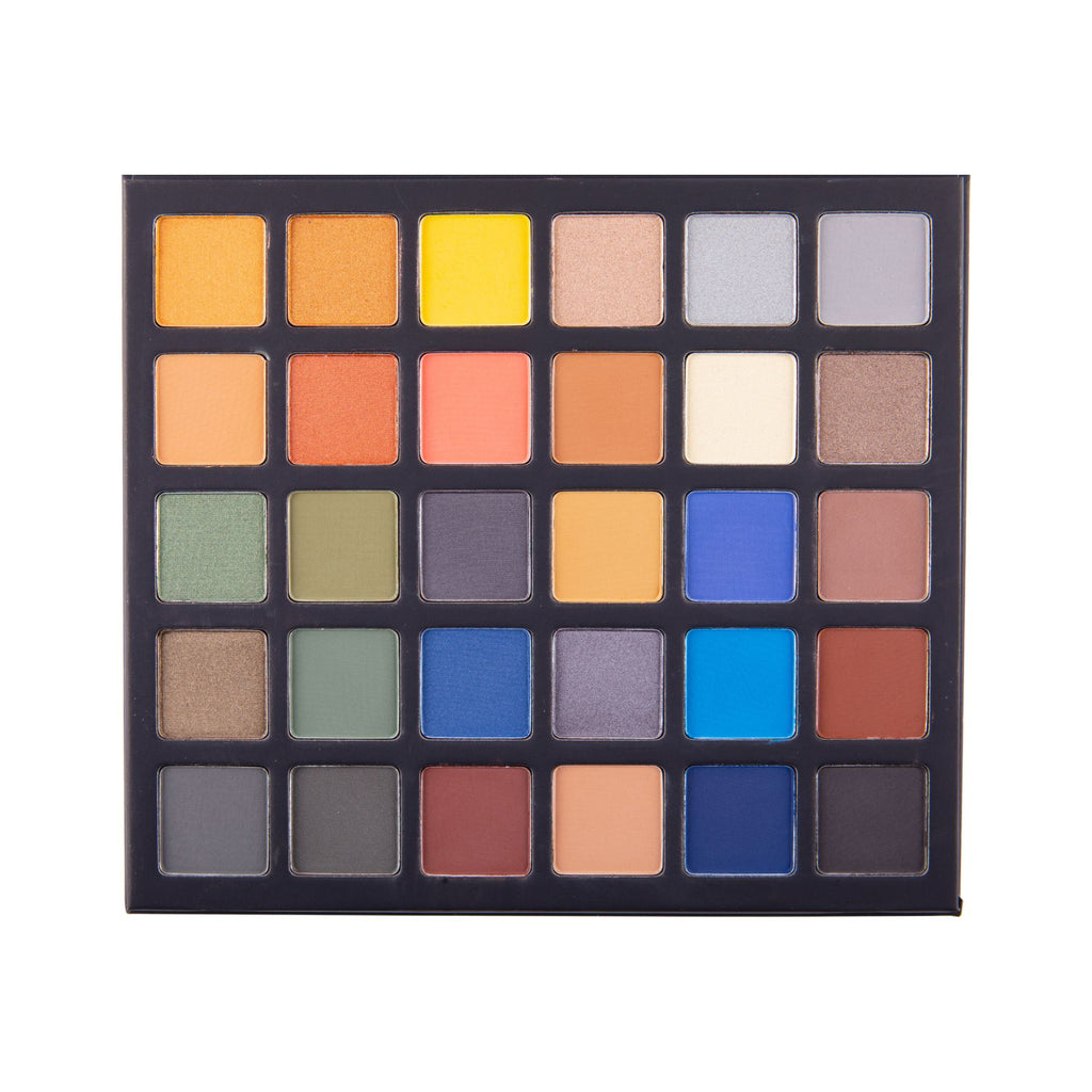 BEBELLA  AFTER DARK PRO PALETTE