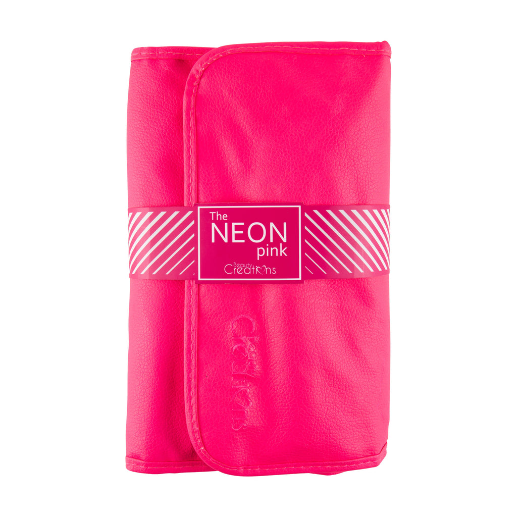 The Neon Pink 24 pc Brush Set