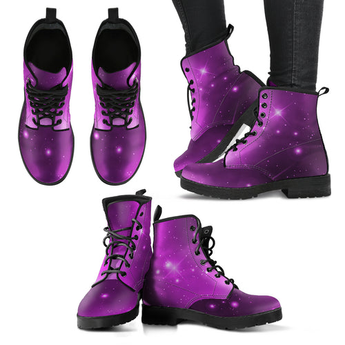 Nebula Women's Leather Boots
