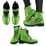 GREEN It's a Lifestyle Open Road Girl Women's Leather Boots
