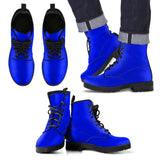 Cobalt Men's Leather Boots