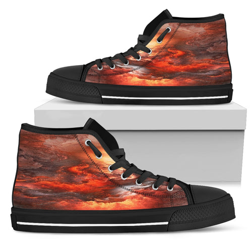 NP Universe Men's High Top Shoes