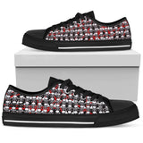 Mens Poison Love Red Shocked Black AMBRO Print