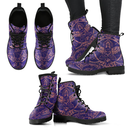 Ohm - Women's Leather Boots