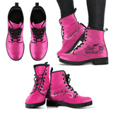 PINK It's a Lifestyle Open Road Girl Women's Leather Boots