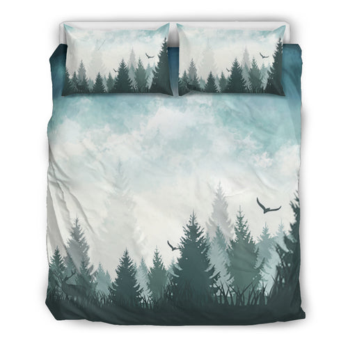Pine Forest Bedding