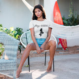 Rescue Mermaid White Summer Tee