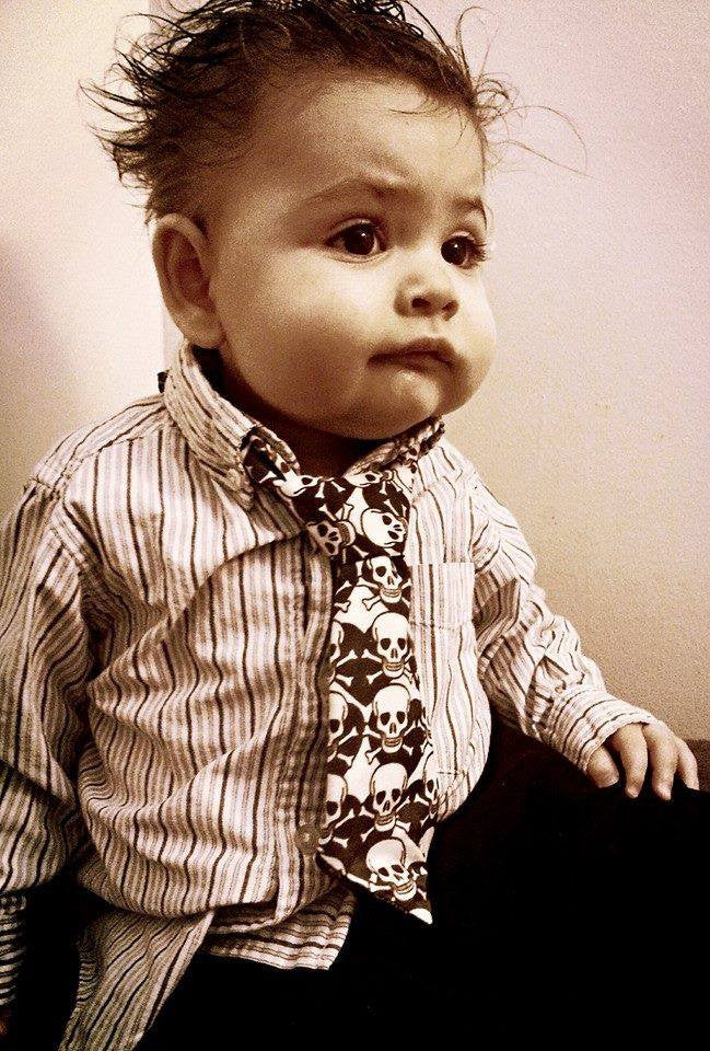 Little Guy Necktie -  - 2