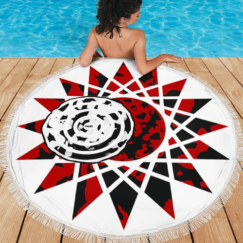 Sun Dance Ambro Beach Blanket