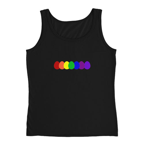 Egg Spectrum Ladies Loose Fit Tank