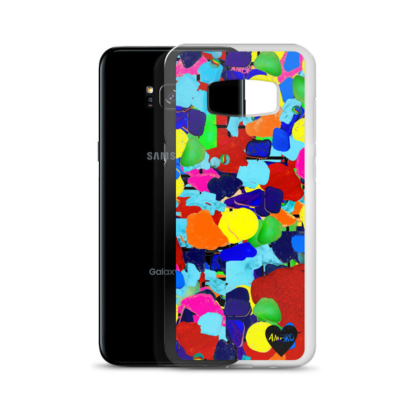 Tropical Sea Glass Samsung Case