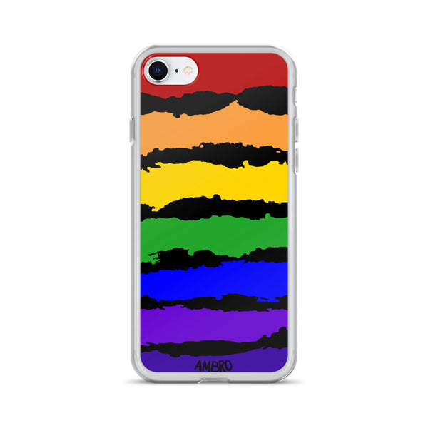 Psychedelic Night Skies iPhone Case - NEW