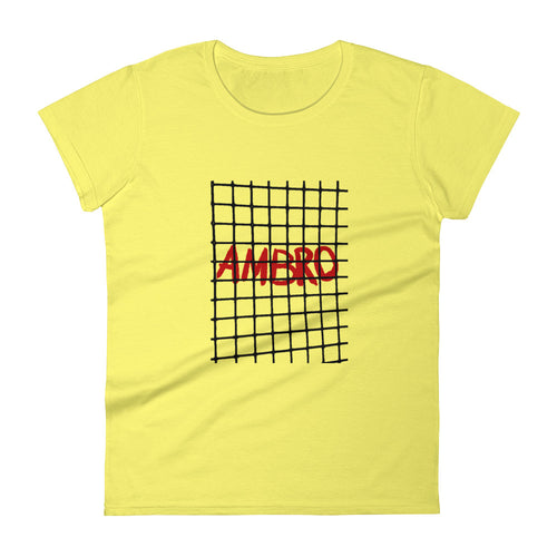 Netted AMBRO Women's Fashion Tee