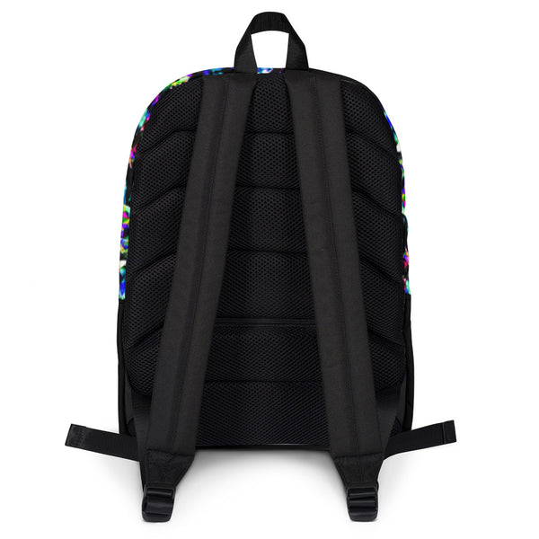 AMBRO Galaxy in Blue Backpack