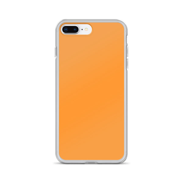 Orange iPhone Case