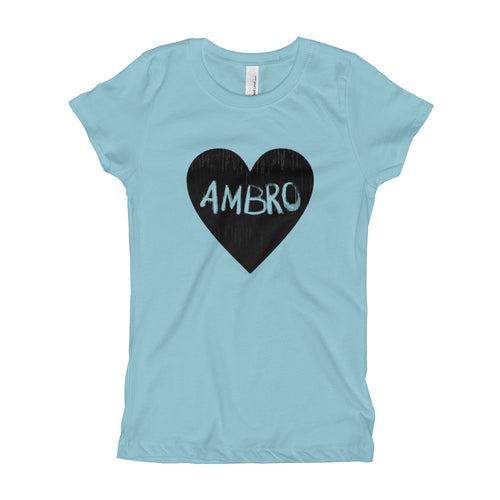 AMBRO Heart Princess Tee