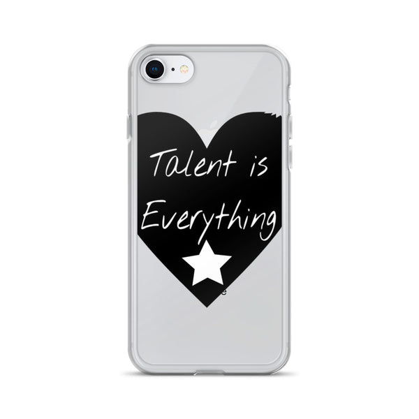 Talented Star iPhone Case