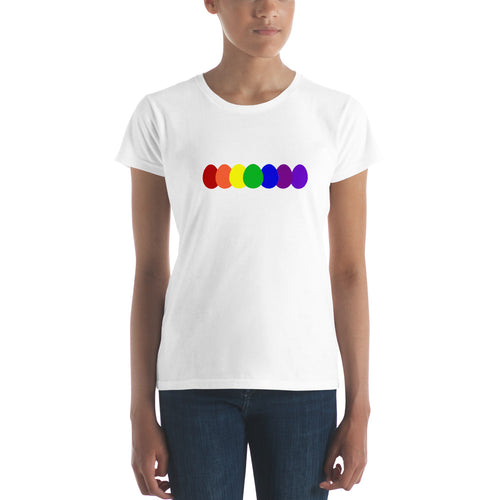 Egg Spectrum Fashion Fit Tee