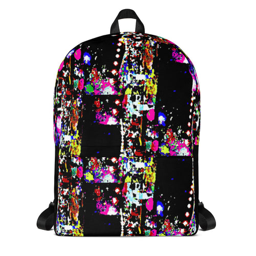 AMBRO Galaxy in Pink Backpack