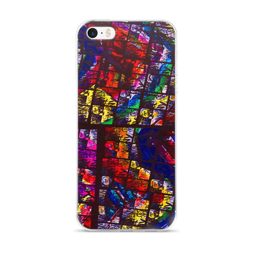 NY Chapel Glass 5/5s/Se, 6/6s, 6/6s iPhone Case