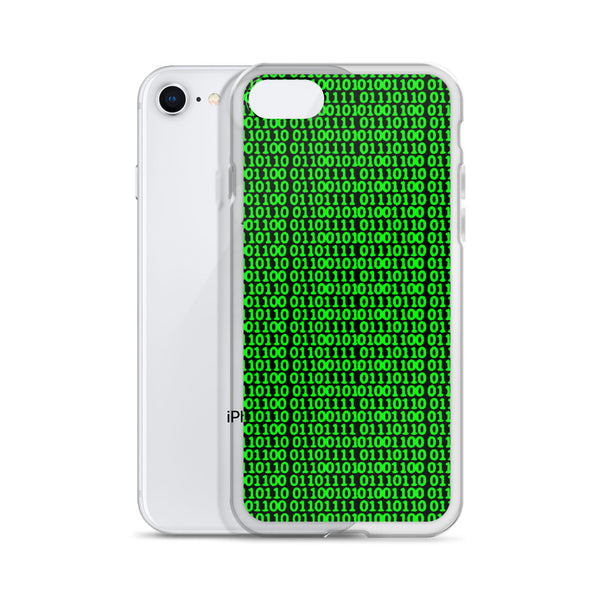 Binary AMBRO iPhone Case